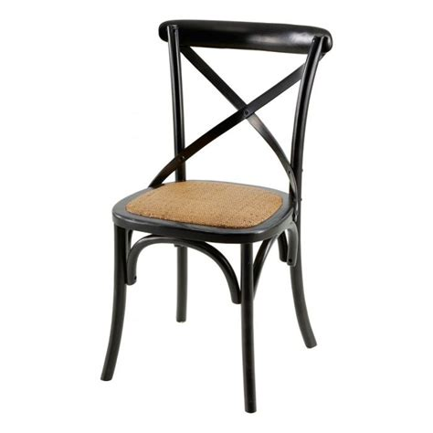 chaise bistrot bois pas cher chaise bistro metal pas cher