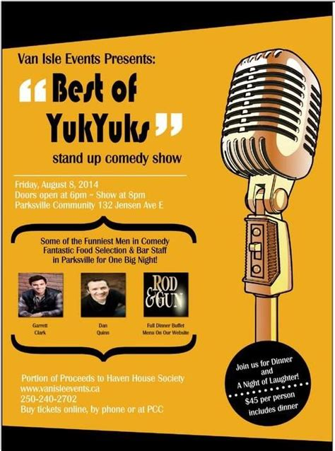 Stand Up Events by 10 Best Images About Comedy Poster On Pinterest Saturday