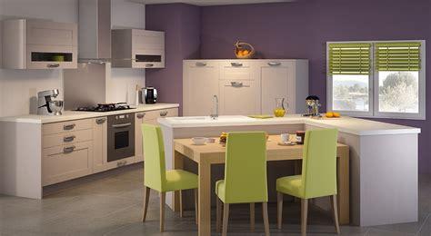 photo de cuisine amenagee modele de cuisines modele de cuisine americaine with