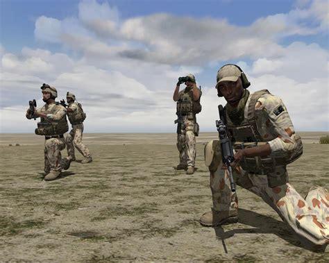 australian special air service regiment units armaholic
