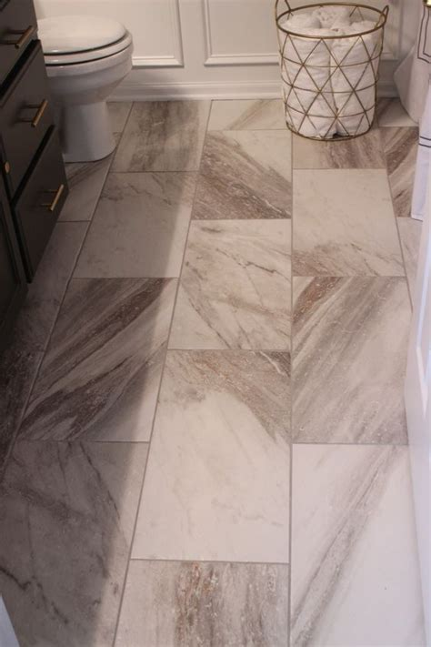 sovereign pearl porcelain tile in 12 x 24 at lowes