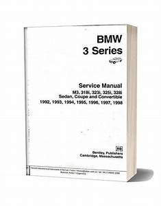 Bmw 3 Series Service Manual Bentley Publishers Ohne