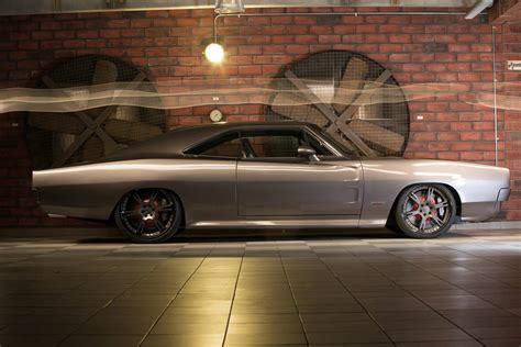 viper engined dodge charger gtsr   restomod magnum