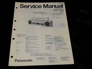 Original Panasonic Rx