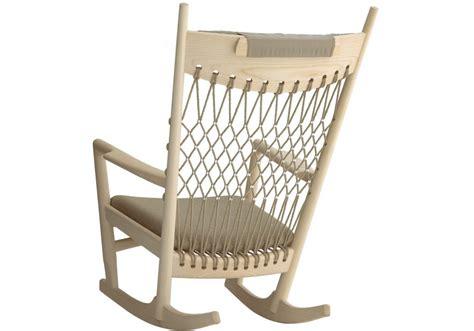 chaise rockincher pp124 rocking chair pp møbler milia shop