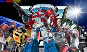 Transformers G1: The Autobots by OOO19415 on DeviantArt