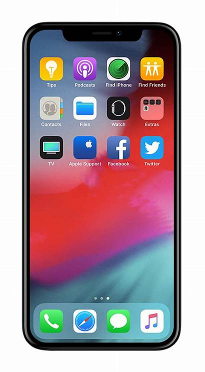 Iphone Screen App Screens Hold Icon Holding