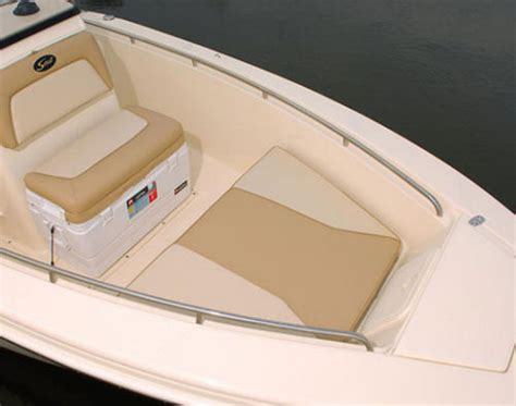 Scout Boats 245 Xsf Reviews by Scout Boat Seat Cushions Scout 245 Mocha Brown Vinyl