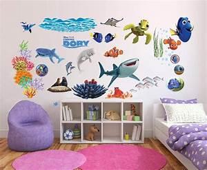 Aufkleber Für Kinder : findet dorie aufkleber wandtattoo f r kinder diese ~ Kayakingforconservation.com Haus und Dekorationen