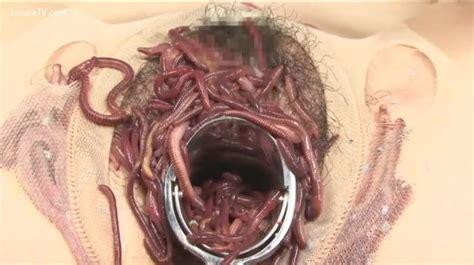 Extreme Masturbation With Worms Xxx Femefun