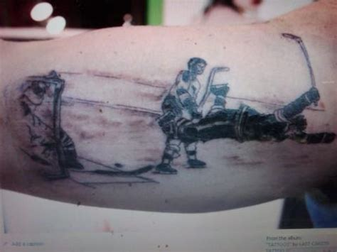 tattoo  honor  bobby orr total pro sports