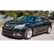 2013 Chevrolet Malibu ECO Review By Steve Purdy