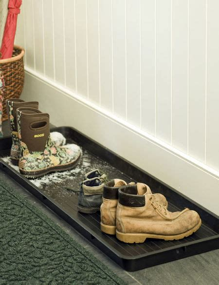 large boot tray mudroom supplies gardenerscom