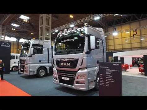 man truck bus uk   commercial vehicle  youtube