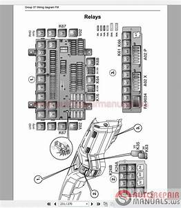 Volvo Fe Truck Wiring Diagram Service Manual Download September 2006