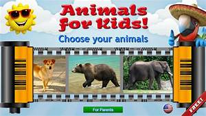 Animals for Kids, Planet Earth Animal Sounds - Android ...