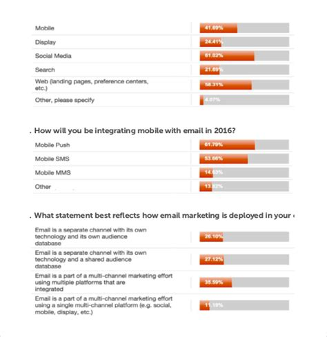 survey email template 8 email survey templates doc pdf free premium templates