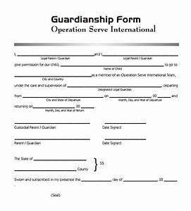legal guardianship form 7 download documents in pdf word With legal guardianship documents free