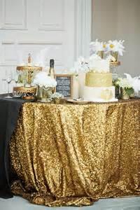 a great gatsby wedding inspiration tablecloths wedding
