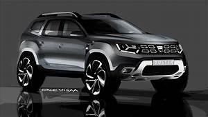 Prix Dacia Duster : francfort 2017 nouveau dacia duster ~ Gottalentnigeria.com Avis de Voitures