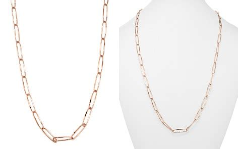 pomellato catene gold necklace bloomingdale s