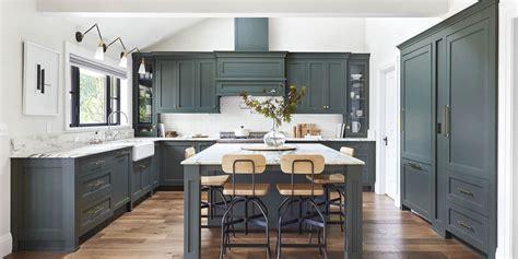green kitchens ideas  green kitchen design