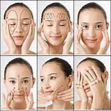Японский массаж лица от морщин zogan