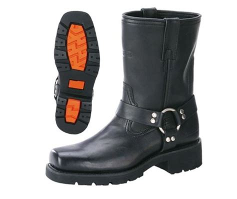 affordable motorcycle boots discount deals xelement mens motorcycle short harness boot