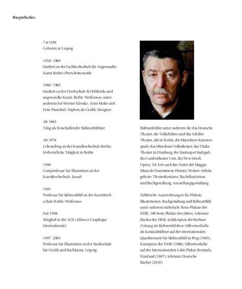 Kurzbiographie Muster by Kurzbiographie Vorlage Lebenslauf Beispiel