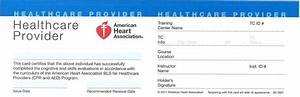 american heart association cpr card template invitation template With cpr card template