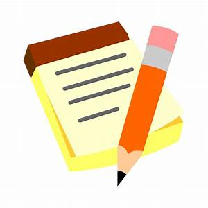 Taking Notes Clipart - Cliparts Galleries