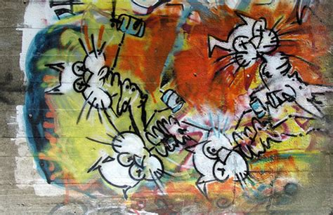 Grafiti Cat :  Meowth By Redwolfoz On Deviantart