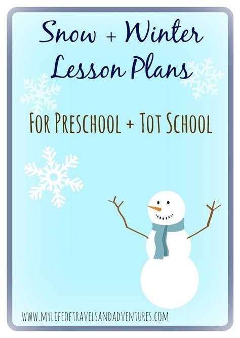 snow winter preschool plus lesson plans snowflakes 348 | 1c91e1b613fed8bf77c966df16f46c07
