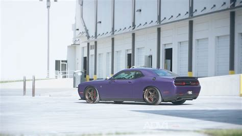 Dodge 707 Hp Hellcat Price by 707 Hp Dodge Challenger Hellcat Gets Adv 1 Wheels Damnedwerk