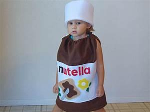 Kinder Kostm Nutella Halloween Kostm Haselnuss Von