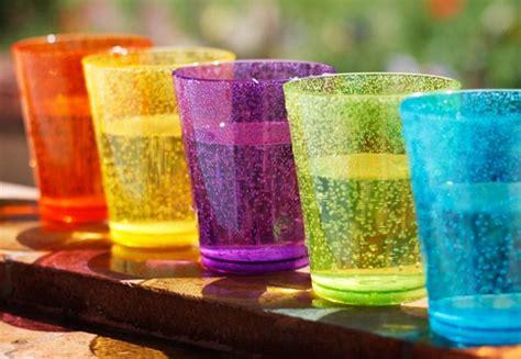 bicchieri vetro colorati bicchieri in vetro prodotti in italia tossici per la
