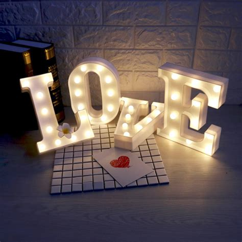 Led Lights For Room Words by 26 Letters Led Atmosphere L To Spell Name Word For Bar