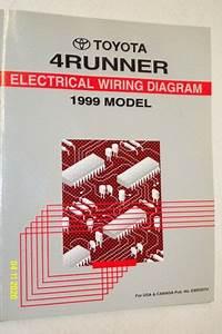 1999 Toyota 4runner 4 Runner Electrical Wiring Diagrams