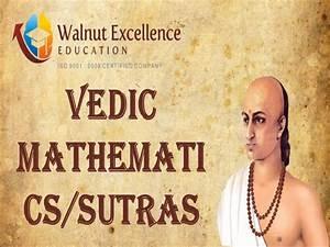 Vedic Mathematics  U0026 Sutras