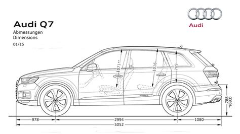 Audi Q7 Interior Dimensions by 2017 Audi Q7 Curb Weight Best New Cars For 2018