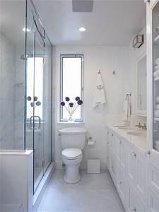 best 25 small narrow bathroom ideas on pinterest narrow With small narrow bathroom design ideas