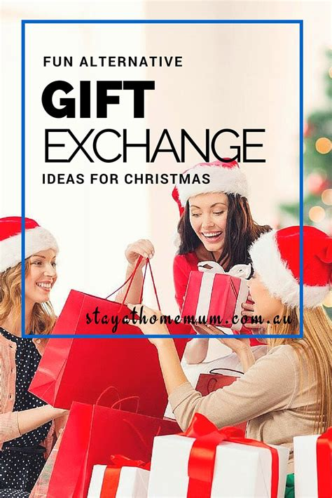 alternative christmas giving alternative gift exchange ideas for