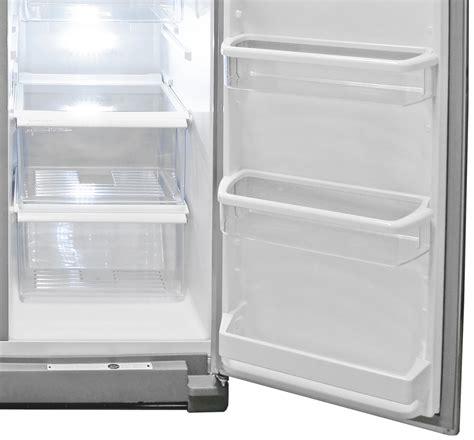 Whirlpool Wrs325fdam Refrigerator Review Reviewedcom