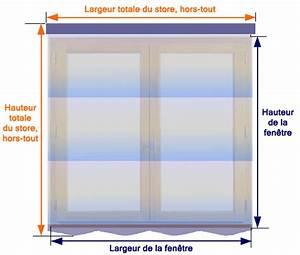 Comment Mesurer Une Fenetre : stores bateaux conseils installation pose et prise de ~ Dailycaller-alerts.com Idées de Décoration