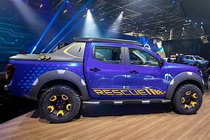 Nissan Frontier Sentinel Concept Comes With Landing Pads