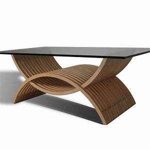 Modern coffee table decor, modern wood furniture tables ...
