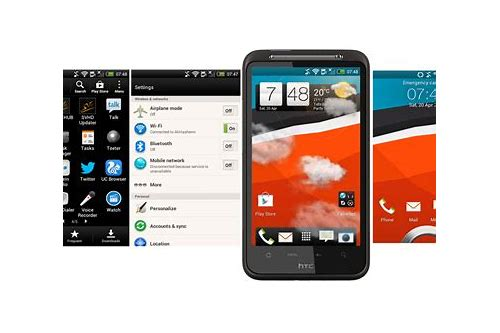 android 4 for htc desire hd download