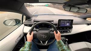 2020 Toyota Corolla Hatchback Xse Manual Transmission