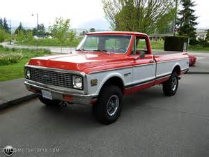 1972 Chevy Truck for Sale Craigslist