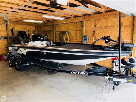 Nitro Boats For Sale Ohio by Used Bass Boats For Sale In Ohio Boats